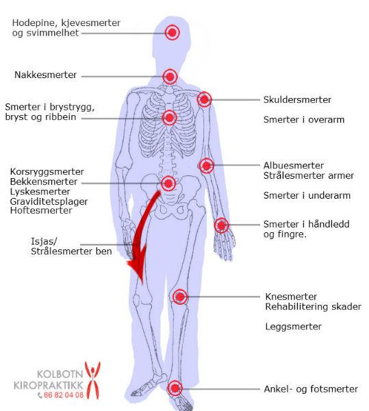 kiropraktor alternativ behandling